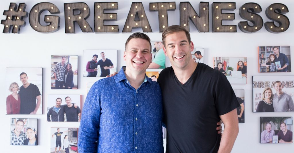 The School of Greatness Podcast with Lewis Howes EP 344: The Art of Gift Giving